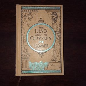 The Iliad and the Odyssy